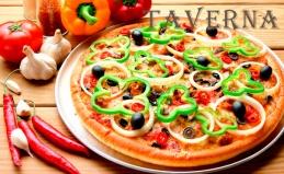 Аппетитные пиццы, осетинские пироги