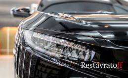 Керамическое покрытие кузова авто
