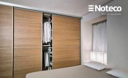 Шкафы-купе от компании Noteco