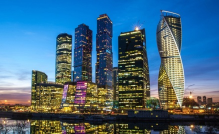 Экскурсия «Небоскребы Москвы»