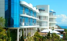 Отель Majestic в Крыму