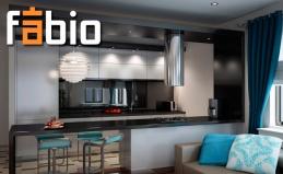 Кухонные гарнитуры от компании Fabio