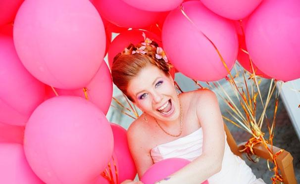 Скидка на Гелиевые и светодиодные шары, фольгированные фигуры, букеты, композиции из воздушных шаров и не только от компании «Город чудес». Скидка до 58%
