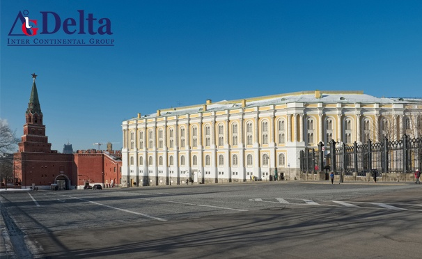 Скидка на Скидка 40% на пешеходную экскурсию «Корона Российской империи» от туристической компании Delta