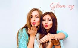 Фотосессия в студии Glam-cy