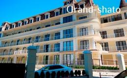 Отдых в отеле Grand-Shato в Ольгинке