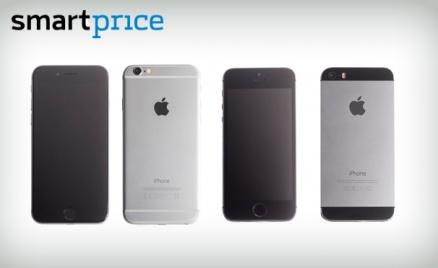 Смартфоны iPhone и Samsung