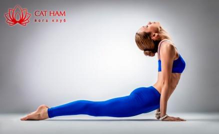 Йога в йога-клубе «СатНам»