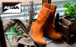 Межсезонная распродажа обуви ALBA