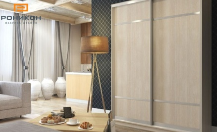 Мебель от фабрики шкафов «Роникон»