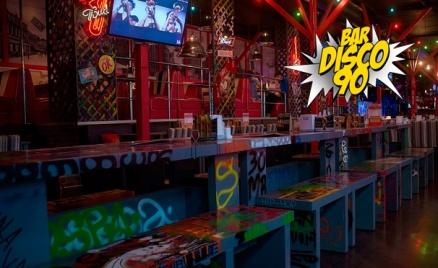 Вечеринки в Bar Disco 90