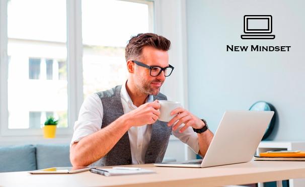 Скидка на Безлимитный доступ к различным онлайн-курсам на выбор от образовательного центра New Mindset со скидкой до 92%