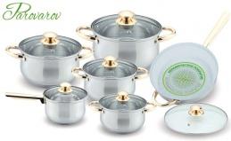 Наборы посуды от Parovarovkitchen