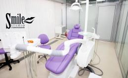 УЗ-чистка, отбеливание зубов
