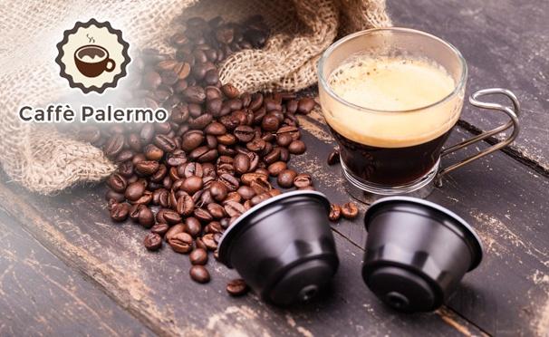 Скидка на До 1000 капсул для кофемашин Nespresso или зерновой кофе серии Classic Collection или Aroma Collection в интернет-магазине Caffe Palermo. Скидка до 62%