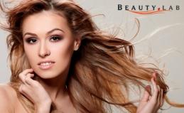 Стрижка, окрашивание в Beauty Lab