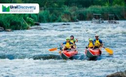Сплав по реке от Ural Discovery