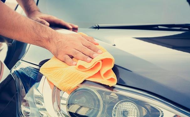 Скидка на Комплексная или экспресс-мойка, химчистка автомобиля на «Автомойке на Ясеневой, 48». Скидка до 72%